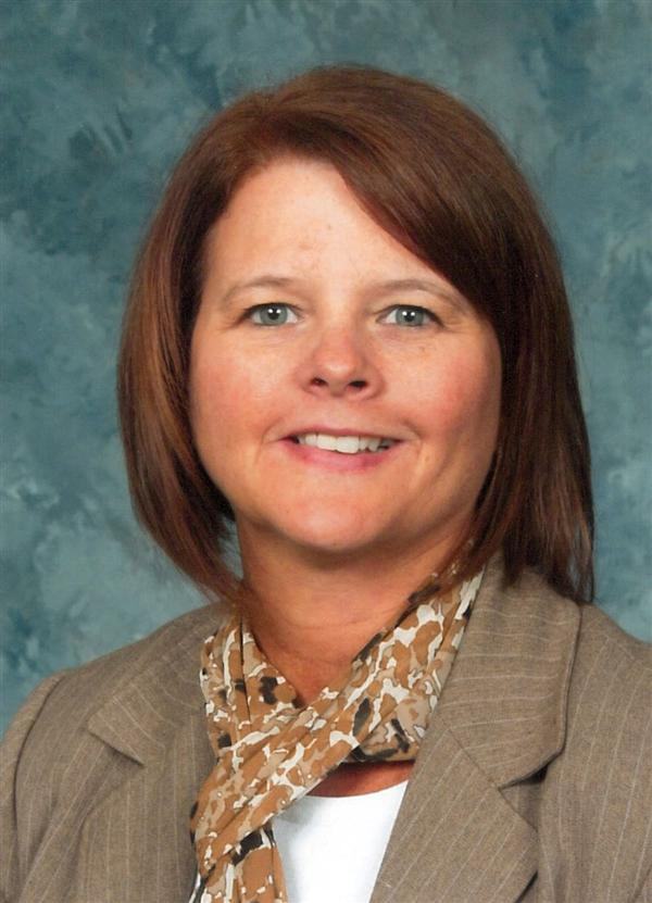 Superintendent of Schools Cathy Harlow